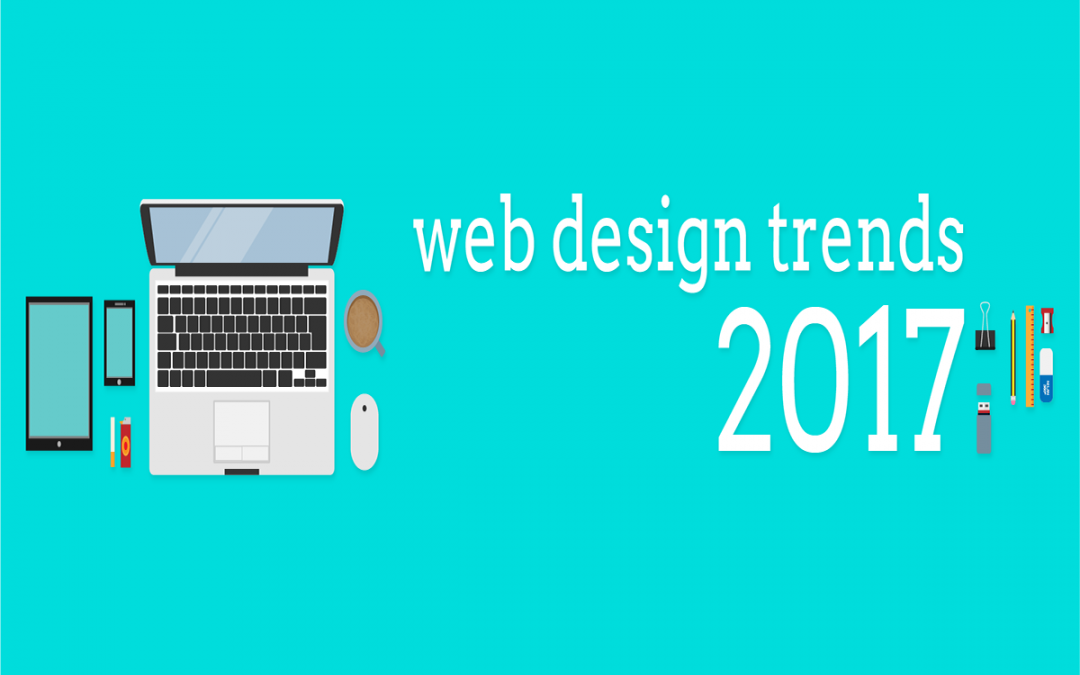8 relevant web design trends in 2017