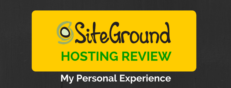 Siteground Hosting Review 2018
